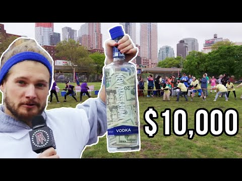 Barstool Sports Competes for $10,000 in Cash — Field Day 2019