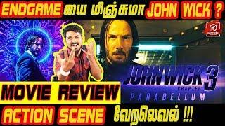 John Wick: Chapter 3 – Parabellum Movie Review Tamil #SRKleaks