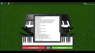 River Flows in You and Kiss the Rain - Roblox Piano Cover