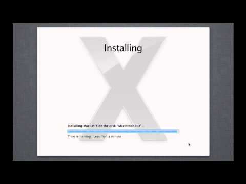 How To Install Mac OS X Lion Without Existing Mac OS X (Hackintosh Only)