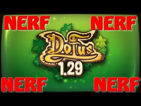 ANKAMA NERF DOFUS 1.29
