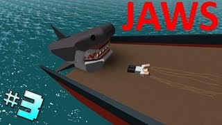 Roblox - Jaws 4 - Part 3