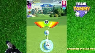 Gambar cover Golf Clash tips, Playthrough, Hole 1-9 - PRO - TOURNAMENT WIND! Americana Classic Tournament!