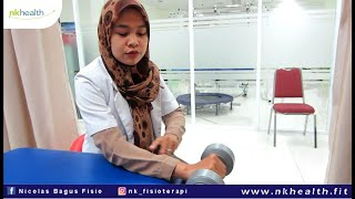 Physiotherapy Management of Tennis Elbow - SingHealth Healthy Living Series.