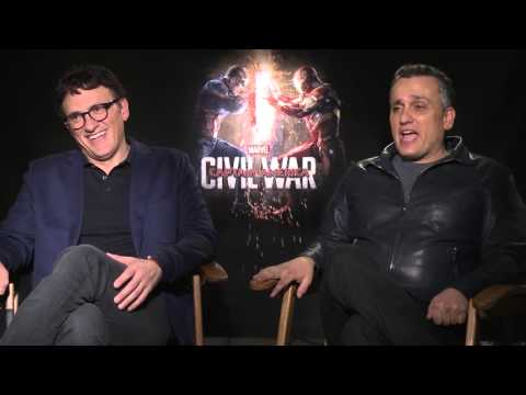 Anthony and Joe Russo on Marvel's Captain America: Civil War Mp3