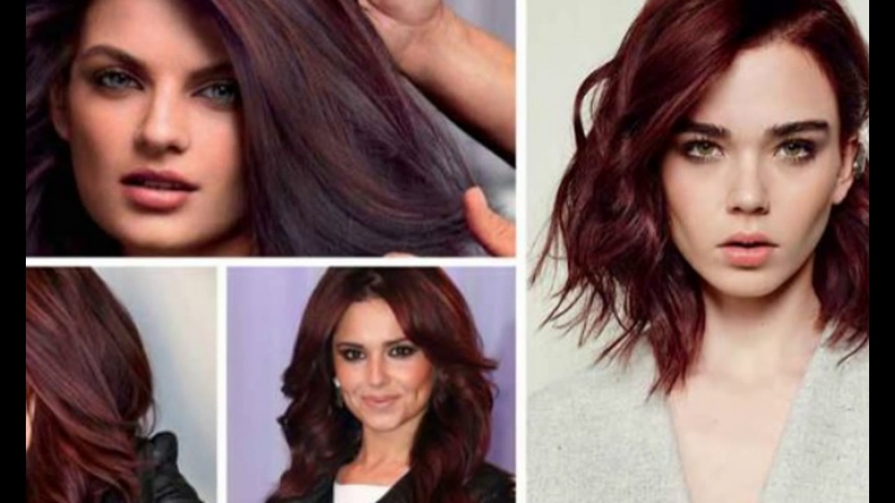 Cherry Cola Hair Color Formula How To Get Sally S At Home Pictures Black Redken