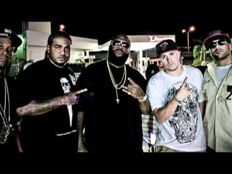 Rick Ross Ft Ace Hood  Hustle Hard Remix