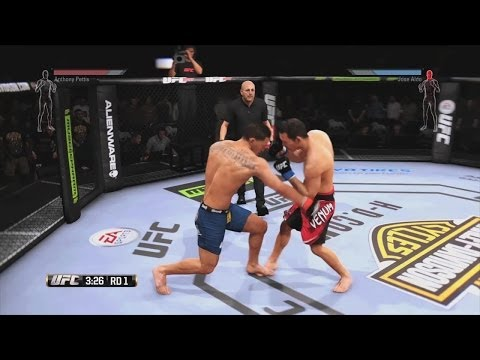 EA Sports, UFC Make Most Realistic Fight Game Ever