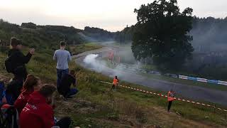 Drift race. First run Lithuania