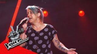 Petra - 'Piece Of My Heart' | Blind Auditions | The Voice Van Vlaanderen | VTM