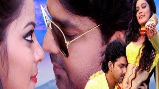 पवन सिंह की ज़िद्दी में दिखीं निधी झा   ziddi bhojpuri movie   pawan singh, nidhi jha hot scene