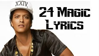 bruno mars 24 karat magic full song with lyrics