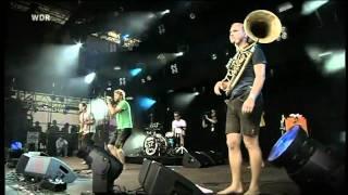 LaBrassBanda - Bierzelt (Intro Haldern Pop 2011)