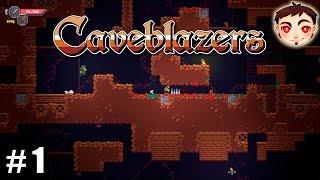 Caveblazers [Ac. Anticipado] - ¿UN SPELUNKY ROLERO? ¡SÍ, POR FAVOR!