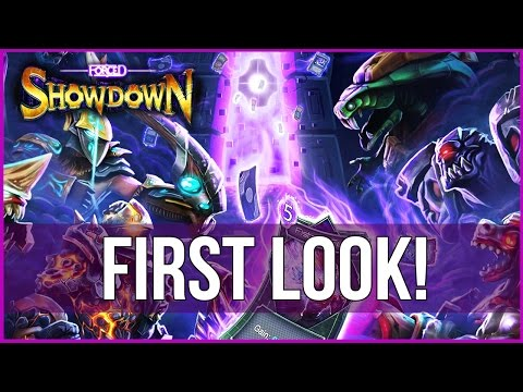 FORCED SHOWDOWN - Episode #0 - First Look!