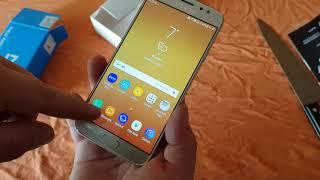 Samsung Galaxy J7 Pro J730GM Dual Sim 32GB  UNBOXING