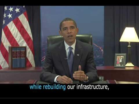 Pres. Obama's Weekly Dec. 6 Address - BILINGUAL
