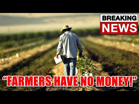 American Farmers Are Actually BROKE.. Here's Why!