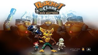 Ratchet And Clank - Size Matters Greek Subs