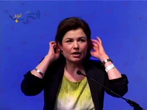 BBC News Presenter Jane Hill