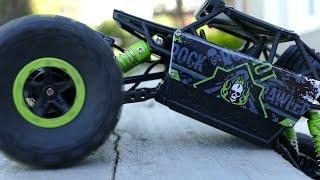 HB 1/18 RC Rock Crawler - Full Review *Fun 4 Kids*