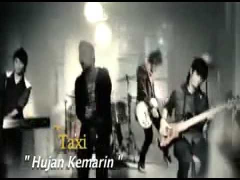 TAXI Band - Hujan Kemarin ( Karaoke Text )