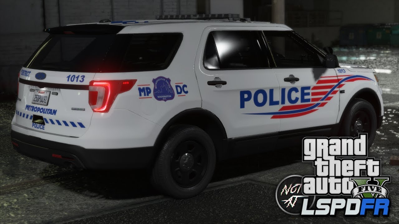 GTA 5 LSPDFR - Day 211 | Washington D C  Metropolitan Police (MPDC
