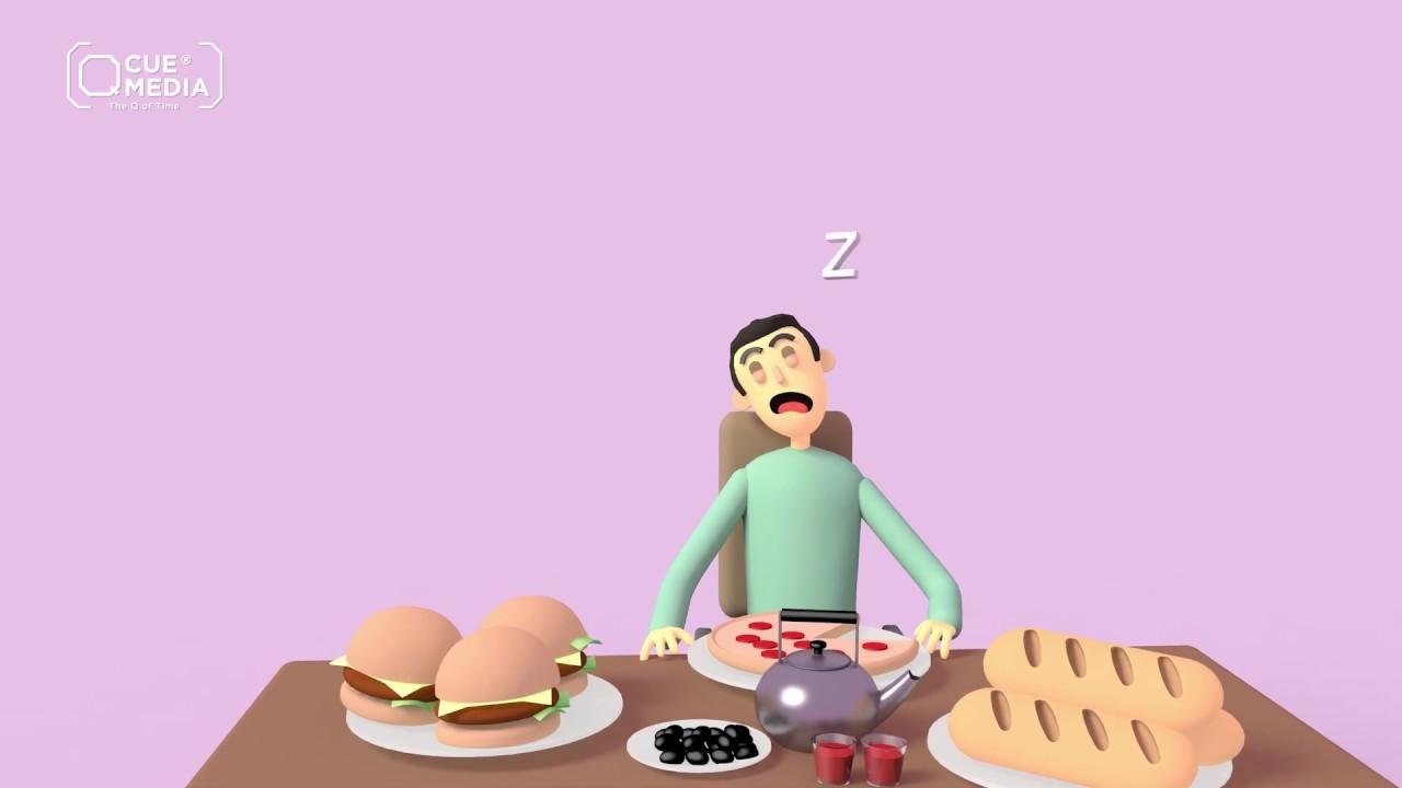 تعرف على أهمية وجبة السحور في شهر رمضان بـ 3D O'clock