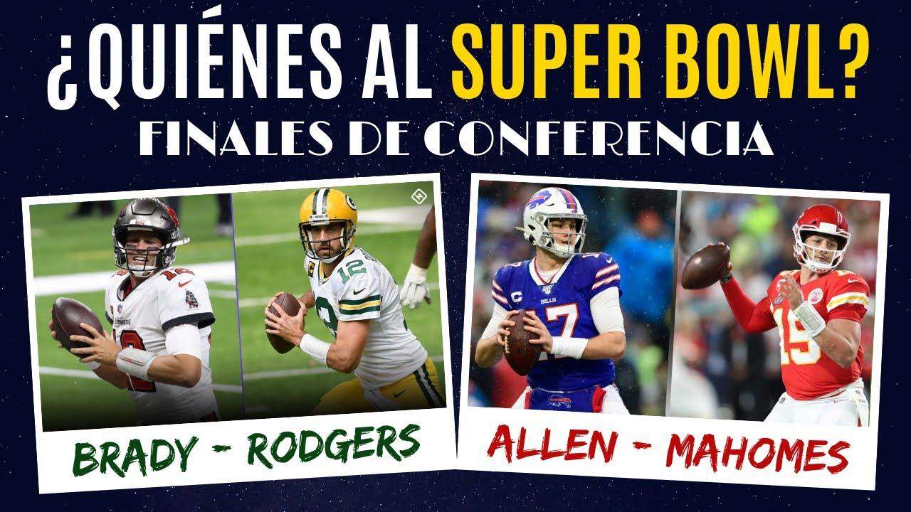 PREVIO A FINALES DE CONFERENCIA | PRONOSTICOS Y ANALISIS | ¿QUIENES LLEGAN AL SUPER BOWL?