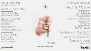 Lost Frequencies - Less Is More (Official Album Preview) HD - Time Records