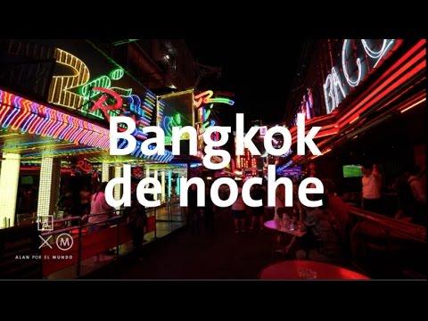 En la mañana un templo en la noche un prostíbulo | Tailandia #12