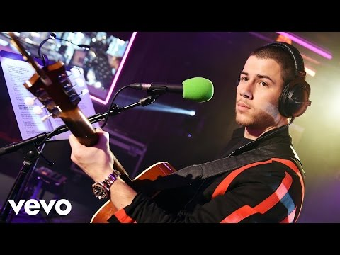 Nick Jonas - Close in the Live Lounge