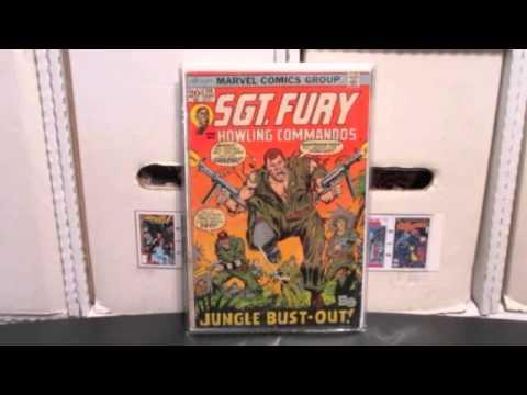 Comics Cavalcade, Ep. 5 - Pull list, bargin haul and DVDs
