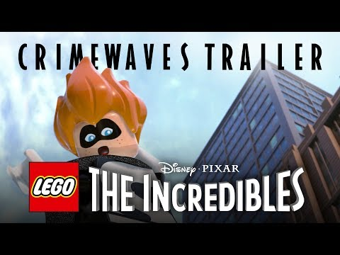 LEGO The Incredibles | Official CrimeWaves Full online