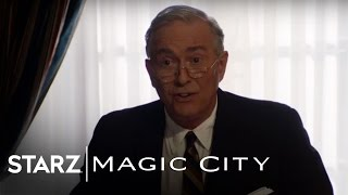 Magic City | Magic City Episode 105 Preview | STARZ