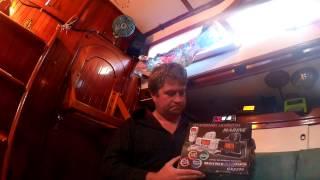 review vhf radio with ais receiver standard horizon gx2200