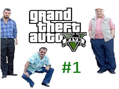 GTA 5 Akasya Durağı