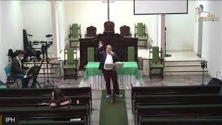 Live IPH 16/06/2021 - Culto de Oração e Doutrina