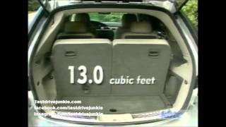 MW 2003 Chrysler Pacifica Test Drive