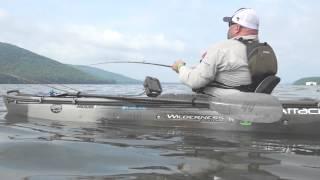 kayak bassin tv guntersville 2015 best kayak fishing film winner
