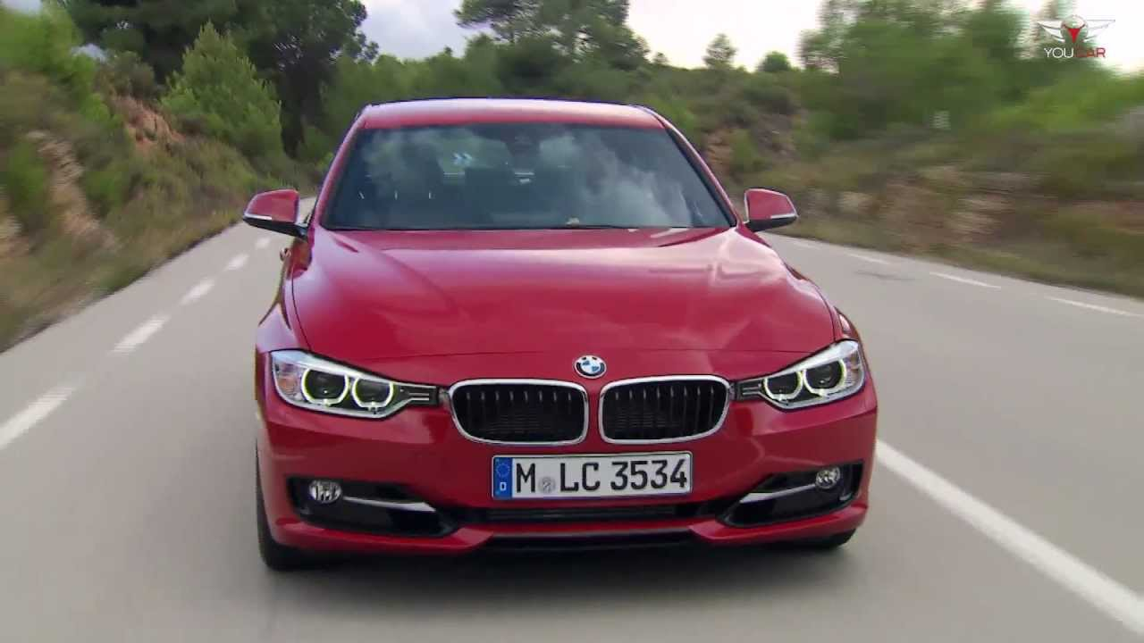 BMW Series Sport Line I Sedan YouTube - 2012 bmw 328i sedan