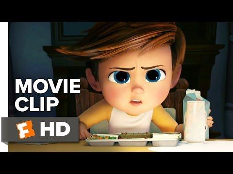 The Boss Baby Movie CLIP - We Need to Talk (2017) - Alec Baldwin Movie