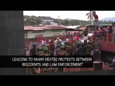 Trinidad Police Legal Killings?
