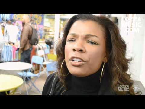 Syleena Johnson  Like ThornsA BossAll Falls Down Acapella  LozzaMusic Unplugged