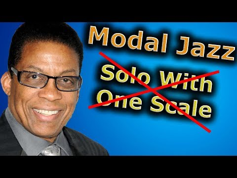 Herbie Hancock - This is What Modal Jazz Really is