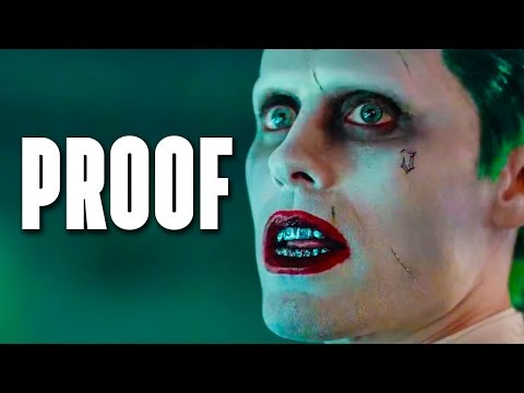 PROOF Jared Leto Could Still Be A GREAT JOKER!