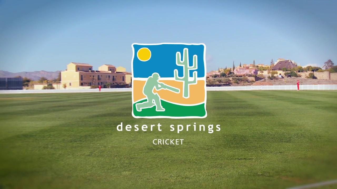 Cricket Training Camps   Desert Springs Resort Spain / España