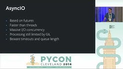 John Reese - Thinking Outside the GIL with AsyncIO and Multiprocessing - PyCon 2018