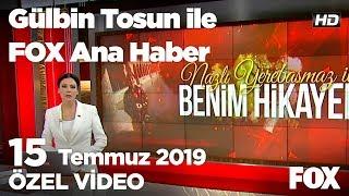 Onlar şehirden kaçıp köye göçtüler... 15 Temmuz 2019 Gülbin Tosun ile FOX Ana Haber