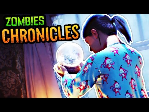 ZOMBIES CHRONICLES TRAILER STREAM & JASON BLUNDELL INTEL REA